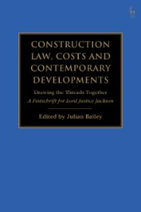 Bloomsbury Collections - Construction Law, Costs and Contemporary