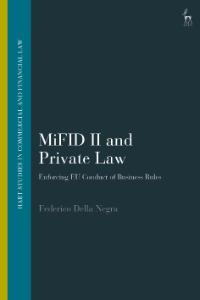 Bloomsbury Collections - MiFID II and Private Law