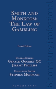 Bloomsbury Collections - Smith & Monkcom: The Law of Gambling