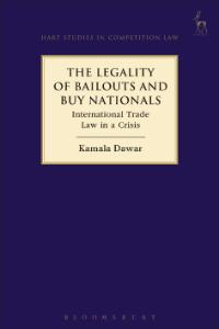 Bloomsbury Collections - The Legality of Bailouts and Buy Nationals